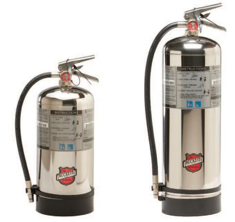 Buckeye Wet Chemical Extinguisher