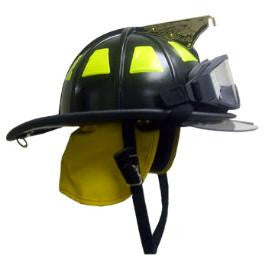 Cairns 1010 Helmet with Bourkes and ESS Goggles