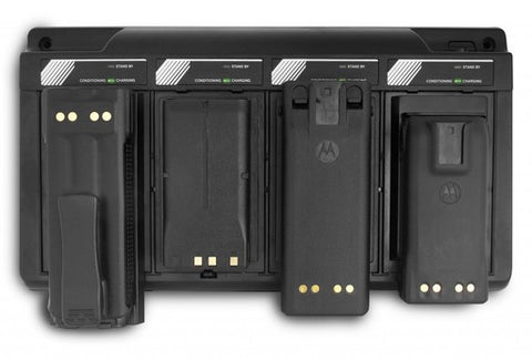 Advance Tec 4 Bay Conditioning Charger