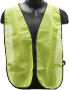ANSI Non-Rated Mesh Safety Vest - No Reflective Tape