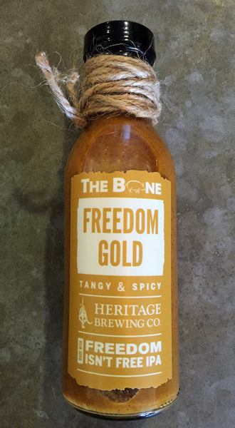 Freedom Gold BBQ Sauce (LIMITED RELEASE)