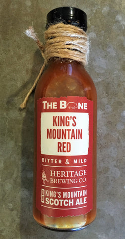 Kings Mountain Red BBQ Sauce (LIMITED RELEASE)