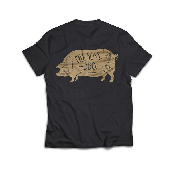 "American Apparel ""The Bone"" T-shirt"