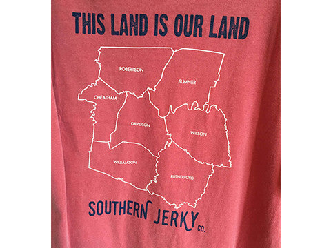 This Land Is Our Land T-Shirt (Men's)