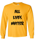 All Lives Matter (Parody #1) T shirt