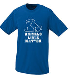 Animals Lives Matter Tshirt (Black Lives Matter Parody)
