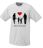 Family On The Spectrum Autism #1 T shirt