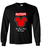 Autism The Best Kids On Earth (Disney Parody) T shirt
