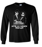 "Blues Brothers ""Mission From God"""