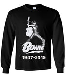 David Bowie RIP #2 Tribute Tshirt
