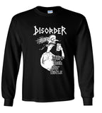 "Disorder ""Draft Beer Not People"""