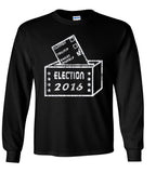 Election 2016 Shoot Myself Deplorables Hillary Clinton Donald Trump Shirt