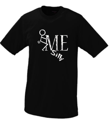 F*ck Me Silly, Stick Figure Parody T Shirt Comedy Funny