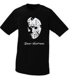 Jason Voorhess Portrait T Shirt Friday The 13th