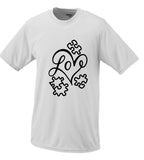 Love Autism Puzzle Pieces Tshirt