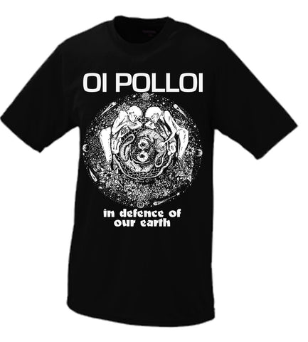 "Oi Polloi ""In Defence Of Our Earth"""