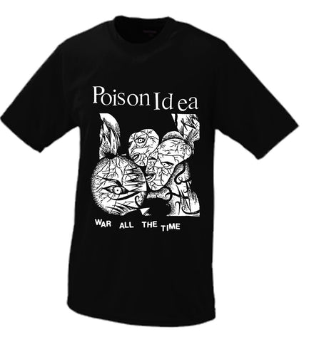 "Poison Idea ""War All The Time"""