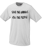 Save The Animals Kill The People