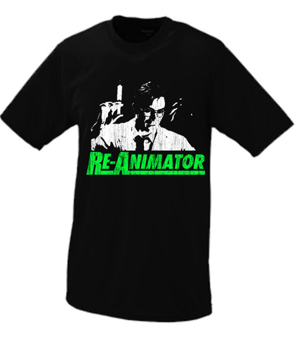 The Re-Animator #4