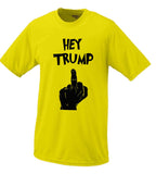 Trump Fuck Off (Middle Finger) Shirt 2016 President