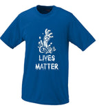 Zombies Lives Matter T shirt (Black Lives Matter Parody)