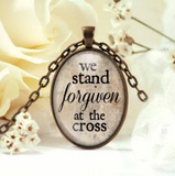 The Power of the Cross Necklace