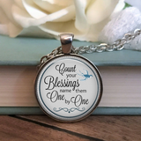 Count your Blessings Necklace