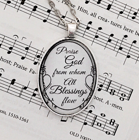 Doxology Necklace