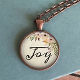 Joy Floral Necklace