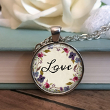 Love Floral Necklace
