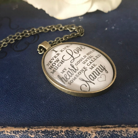 Nanny Love Necklace