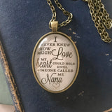 Nana Love Necklace