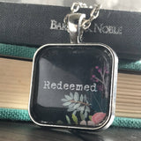 Redeemed Floral Necklace