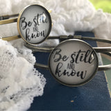 Be Still And Know Bracelet