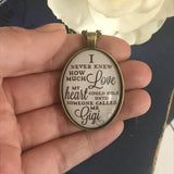 Gigi Love Necklace