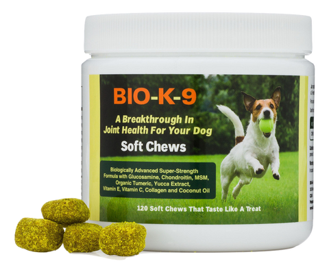 Bio-K-9 Joint Supplement For Dogs