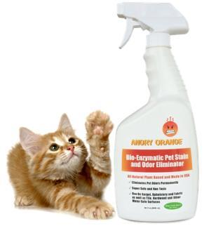 Never Worry About Embarrassing Pet Odors Again…EVER!