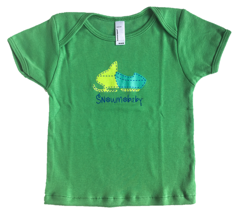 Classic Snowmobaby Infant T-shirt
