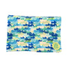 Snowmobaby Blanket - Blue Sled Camo print