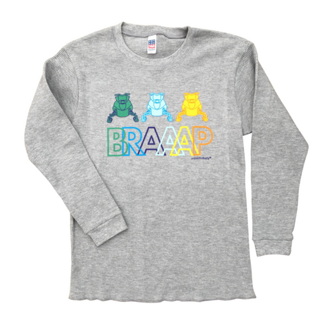 Kid's BRAAAP Long Sleeve Thermal