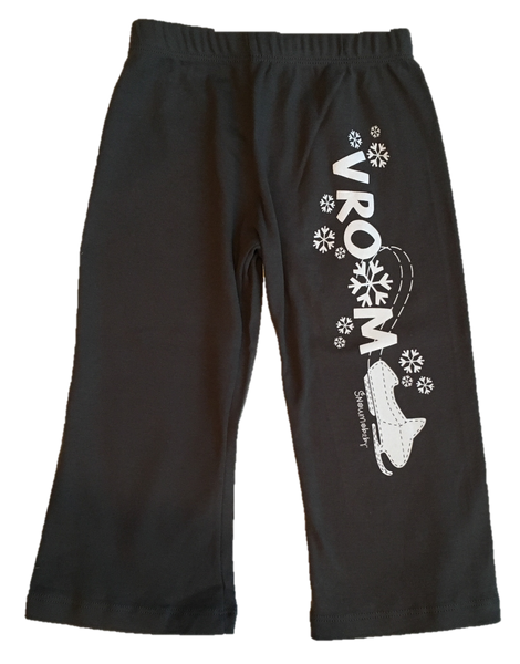 VROOM Toddler Comfy Pants - Dark Grey