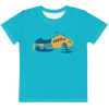 Tee - VROOM Sled Blue