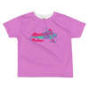 Toddler VROOM Sled Tee - Lavender