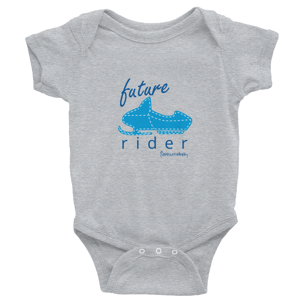 Future Rider Onesie - Blue