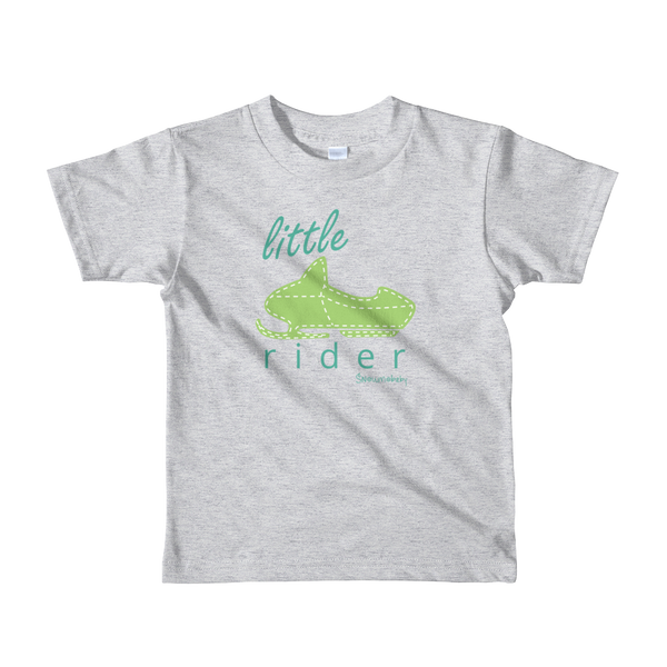 Little Rider Toddler Tee - Green