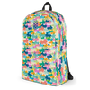 Kid's Backpack - Sled Camo Multi print