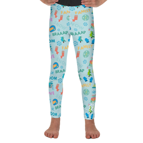 Toddler Leggings - Love of Snow