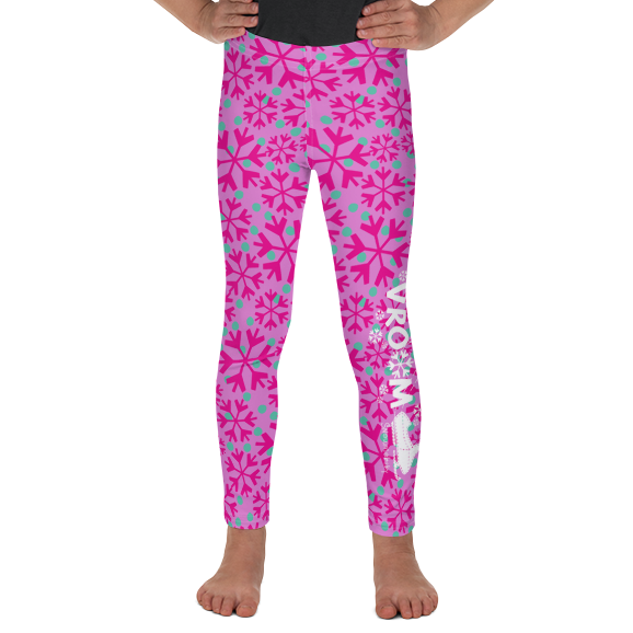 Toddler Leggings - VROOM print