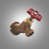 "Heavy Pattern Brass Sillcock Valve 1/2""FIP - 34.40 Series"