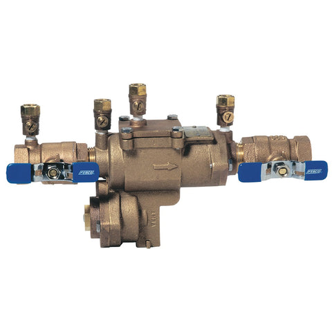 "Febco 1"" 860 Reduced Pressure Zone Assembly"